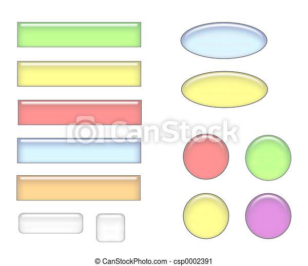 Web Buttons - csp0002391