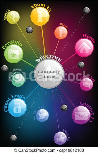 Web elements - csp10812188
