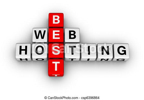 web hosting, best - csp6396864
