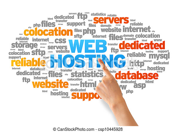Web Hosting - csp10445928