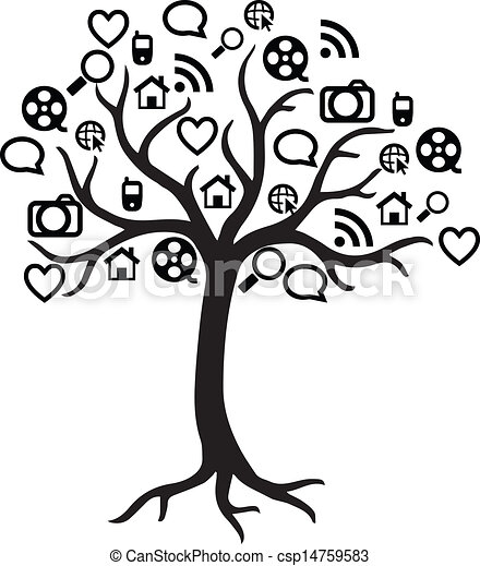 web icon tree vector vector search clip art illustration rh canstockphoto com tree vector art black tree vector art png