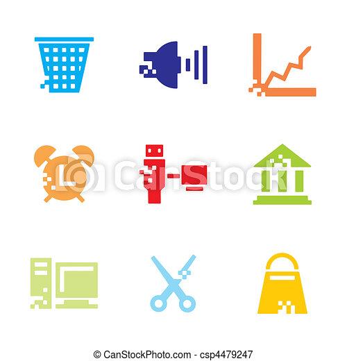 Web Icons - csp4479247