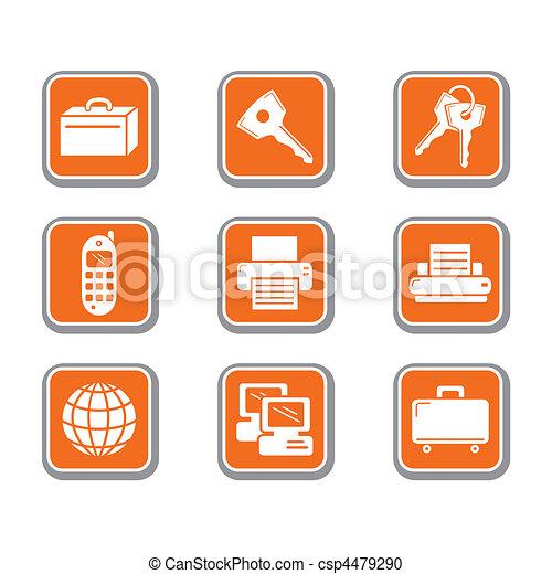 Web Icons - csp4479290