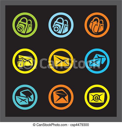 Web Icons - csp4479300