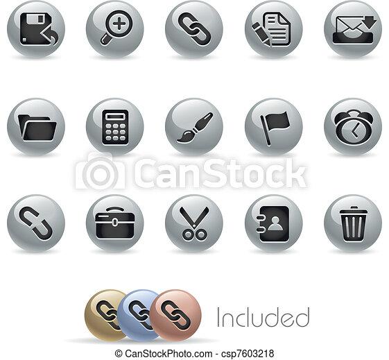 Web Interface / Metallic - csp7603218
