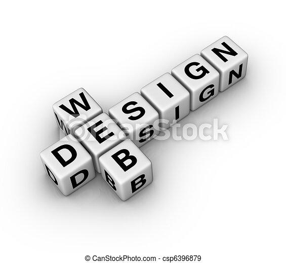 web ontwerp - csp6396879
