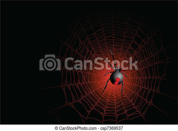 web, ragno - csp7369537