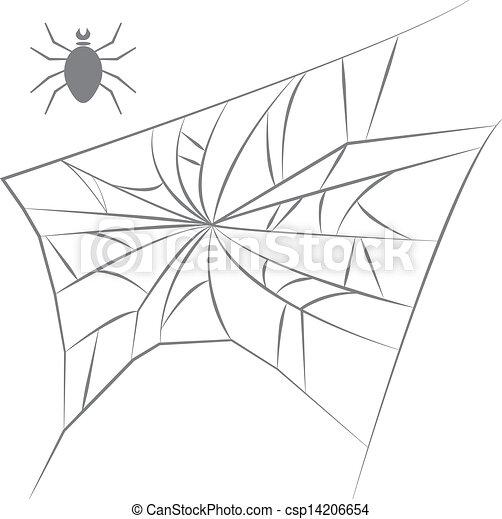 web, ragno - csp14206654