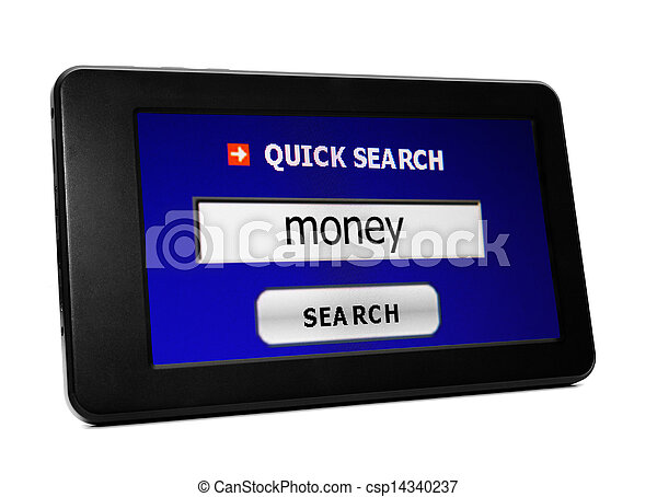 Web search for money - csp14340237