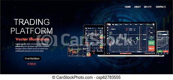 Web Site Screen template - csp62783555