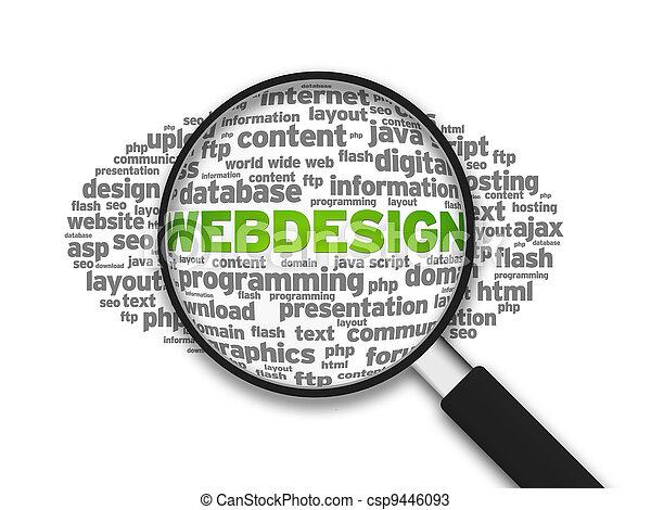 Webdesign - csp9446093