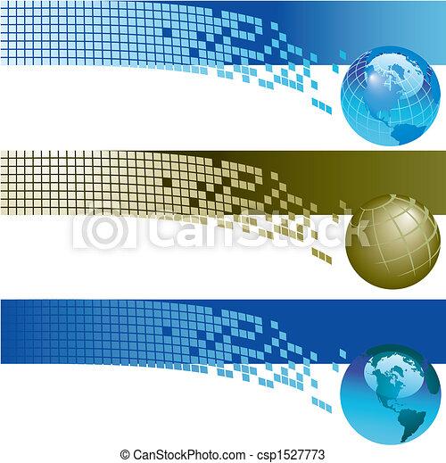websajt, baner, backgrounds. - csp1527773