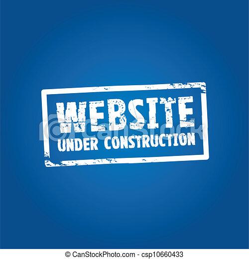 website, baugewerbe - csp10660433