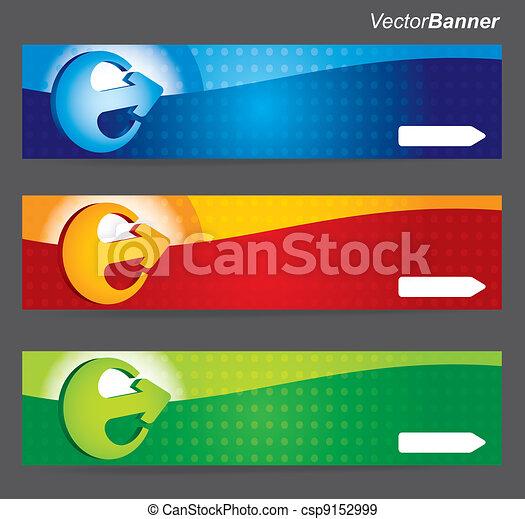 Website header set - csp9152999
