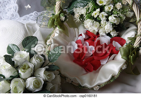 Wedding arrangement - csp0160181