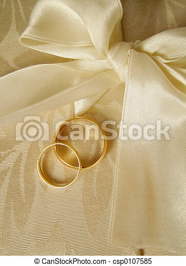 wedding bands2 - csp0107585