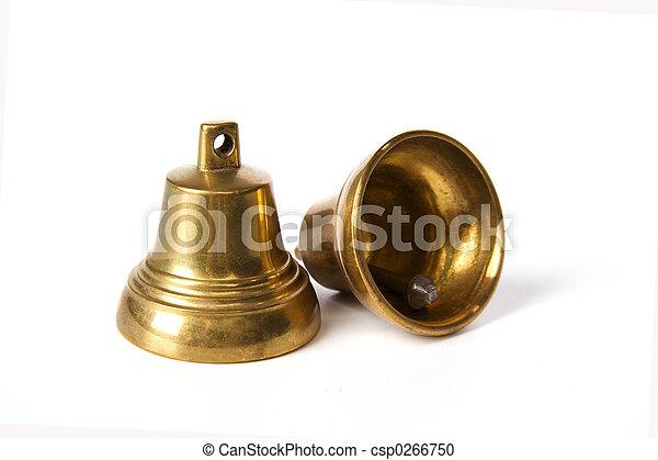 Campanas de boda - csp0266750