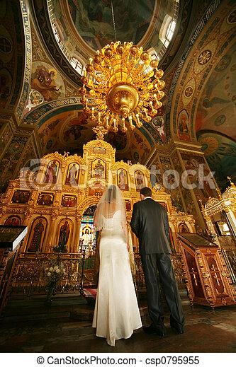 Wedding ceremony - csp0795955