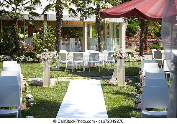wedding day - csp72049276