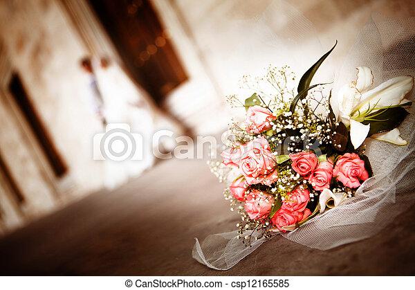 Wedding day - csp12165585