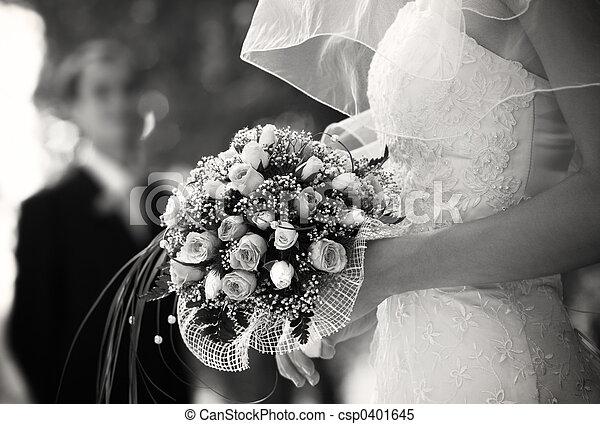 Wedding day(special photo f/x) - csp0401645