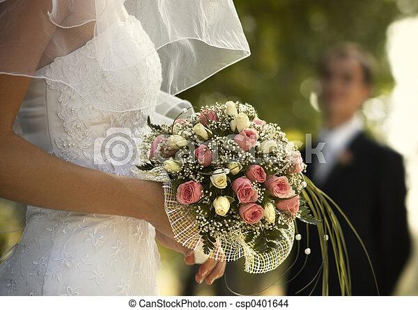 Wedding day(special photo f/x) - csp0401644