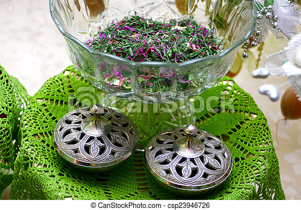 Traditional malay wedding decoration equipment stock photo search wedding decoration csp23946726 junglespirit Image collections