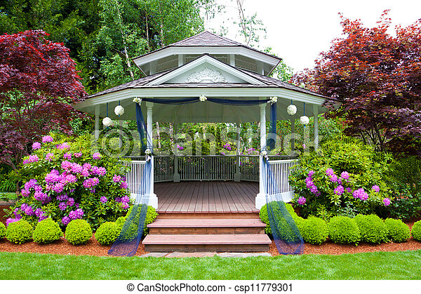 Nice Gazebo Stock Photos And Images. 6,497 Gazebo Pictures And Royalty Free  Photography Available To Search From Thousands Of Stock Photographers.