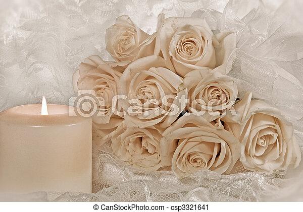 Wedding Glow - csp3321641