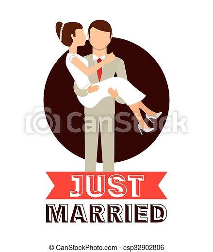 wedding invitation design  - csp32902806