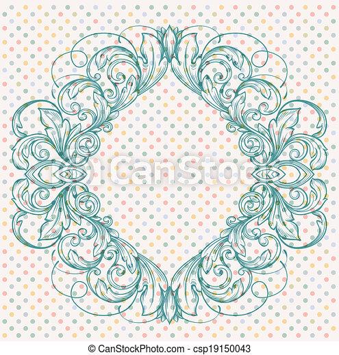 Wedding Invitation - csp19150043