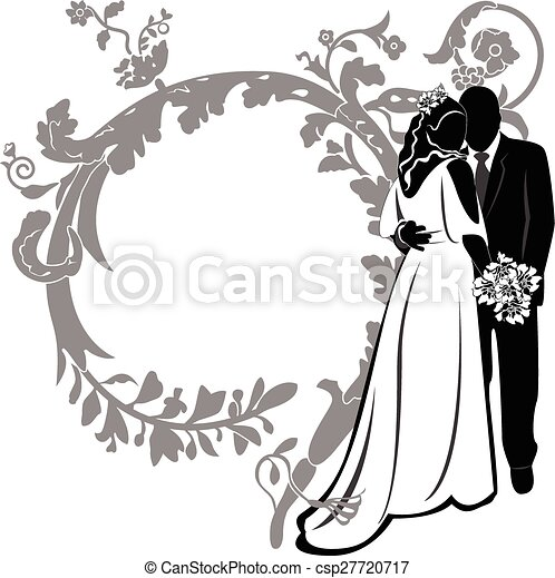 Wedding invitation vector of wedding card invitation with vector wedding invitation csp27720717 stopboris Image collections