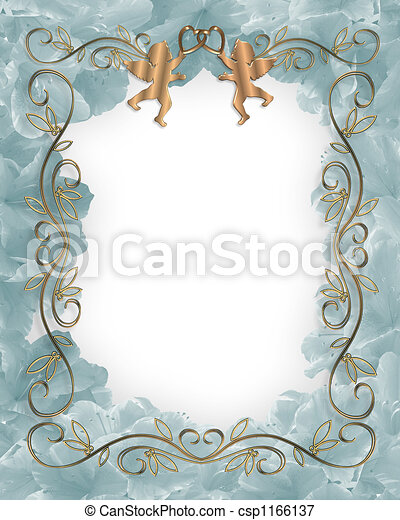 Wedding, Party Invitation - csp1166137
