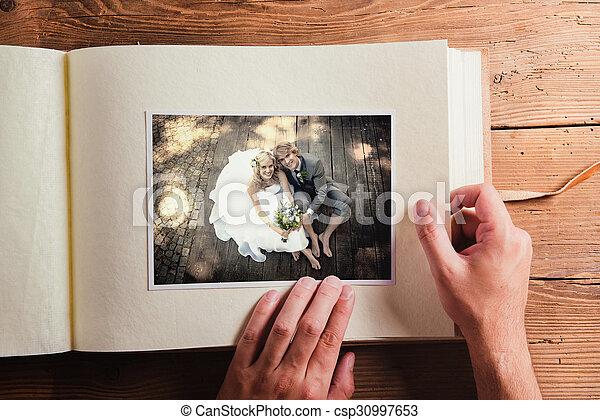 Wedding photo - csp30997653