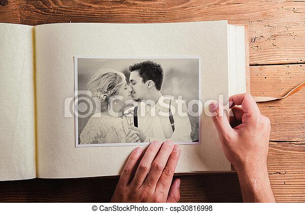 Wedding photo - csp30816998