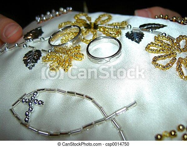 Wedding Rings - csp0014750