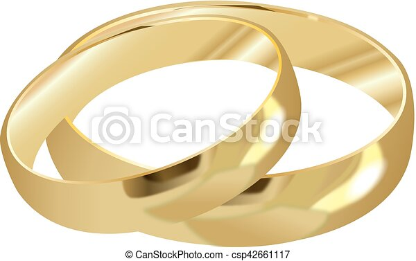Wedding rings vector clip art Search Illustration Drawings and