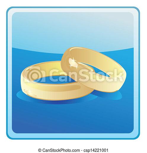wedding rings - csp14221001
