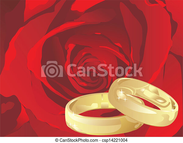 wedding rings - csp14221004