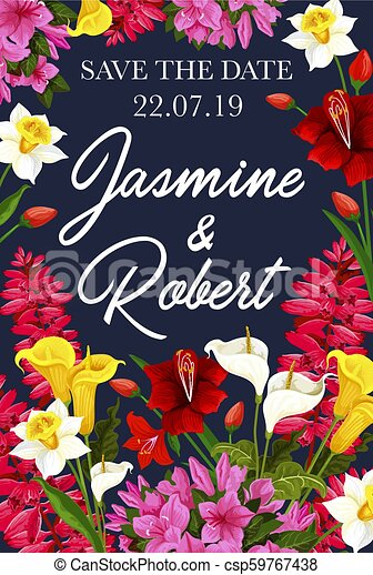 Wedding save the date banner for invitation card wedding save the wedding save the date banner for invitation card csp59767438 maxwellsz