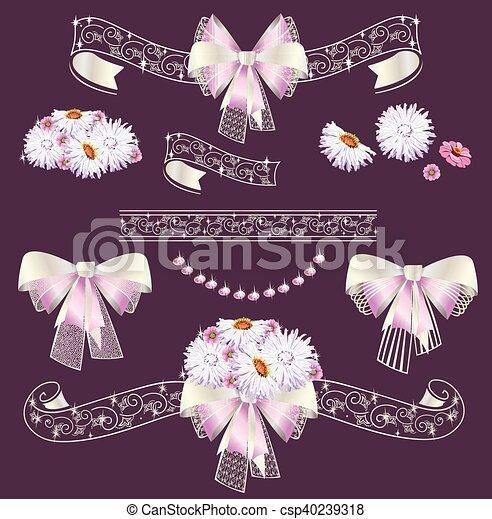 Wedding set - csp40239318