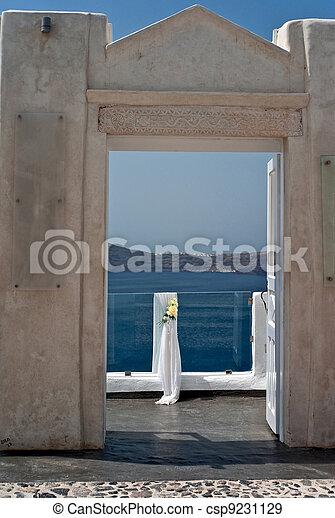 Wedding sign of purity - csp9231129