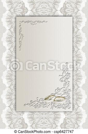 Wedding - csp6427747