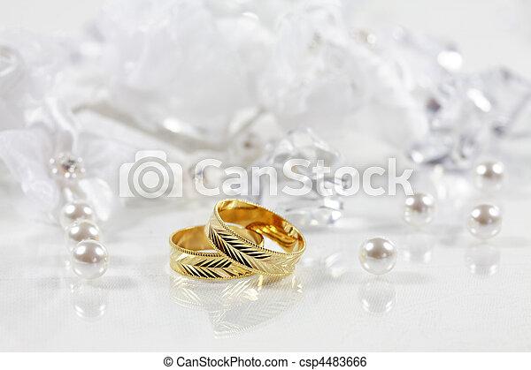 Wedding - csp4483666