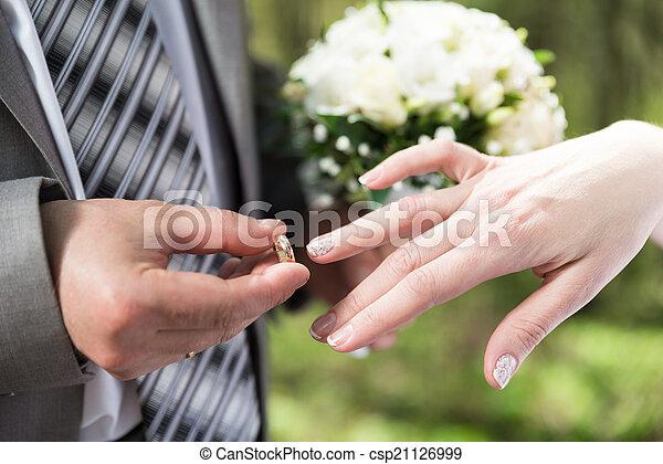 Wedding - csp21126999