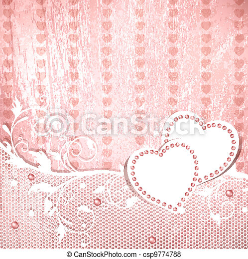 wedding vintage pink background wedding vintage wooden background with hearts and lace frame https www canstockphoto com wedding vintage pink background 9774788 html