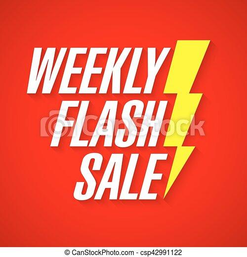 Weekly Flash Sale - csp42991122
