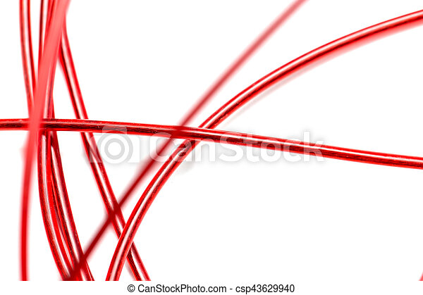 Weißes, draht, roter hintergrund Zeichnung - Suche Clipart ...