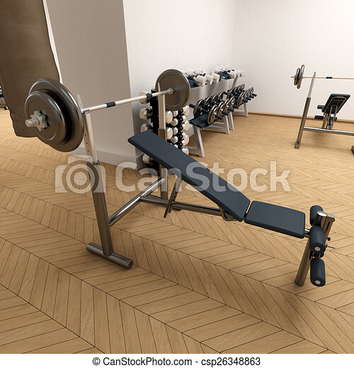 Pleasing Weight Bench At The Gym Unemploymentrelief Wooden Chair Designs For Living Room Unemploymentrelieforg