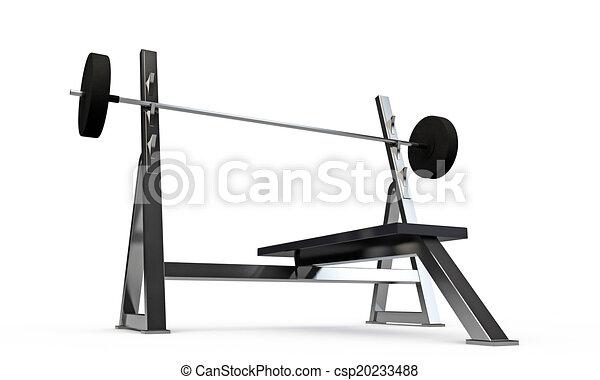 weight bench - csp20233488